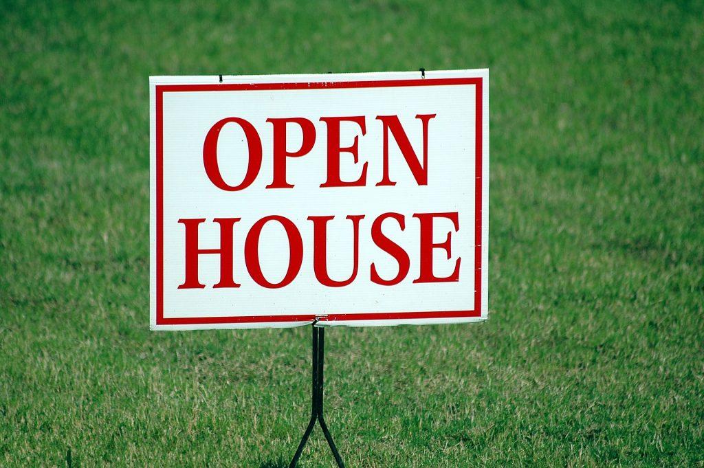 Open House Signs in Jacksonville, FL