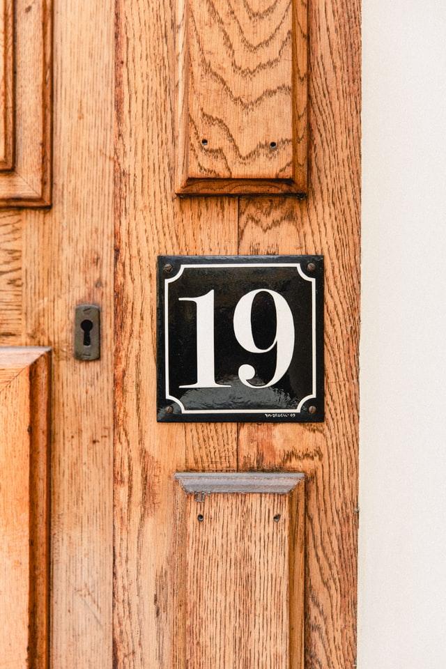 Custom door signage in Jacksonville, FL