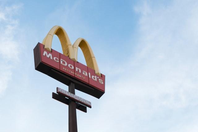Mc Donald's Pylon Signage in Jacksonville, FL