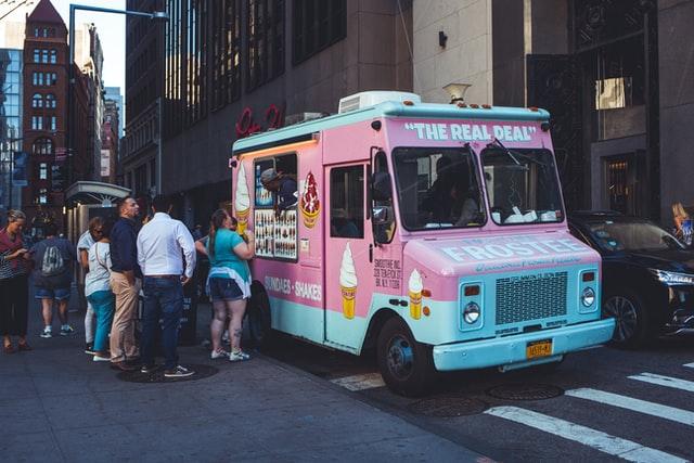 Best food truck wraps